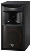 Cerwin Vega - Xls-6 2-way Bookshelf Speaker (each) - Black Ash