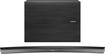 Samsung - 2.1-channel Curved Soundbar System With Wireless Subwoofer - Black