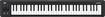 Korg - Microkey61 61-key Usb Midi Controller - Black