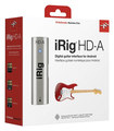 Ik Multimedia - Irig Hd-a 24-bit Audio Interface - Silver