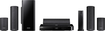 Samsung - 6 Series 1000w 5.1-ch. 3d / Smart Blu-ray Home Theater System - Black
