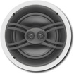 "Yamaha - 8"" 3-way In-ceiling Speakers (pair) - White"