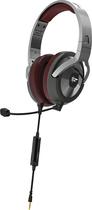 Monster - Fatal1ty On-ear Headphones - Black Matt