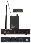 Galaxy Audio - Uhf Wireless Personal Monitoring System - Black