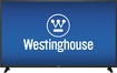 "Westinghouse - 60"" Class (60"" Diag.) - Led - 1080p - Smart - Hdtv - Black"