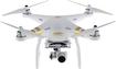 Dji - Phantom 3 4k Quadcopter - White
