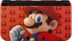 Nintendo - Clip Armor For New Nintendo 3ds Xl - Red