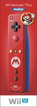 Nintendo - Wii Remote Plus - Red/blue