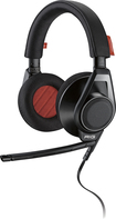 Plantronics - Rig Flex Lx Wired Stereo Gaming Headset For Xbox One - Black