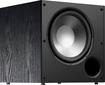 "Polk Audio - Psw Series 10"" Active Subwoofer - Black"