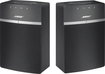 Bose® - Soundtouch 10 Wireless Music System (2-pack) - Black