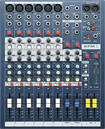 Soundcraft - 6-channel Mixer - Black