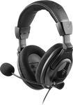 Turtle Beach - Ear Force Px24 Over-the-ear Gaming Headset - Black