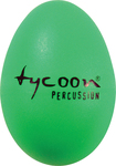 Tycoon Percussion - Egg Shakers (pair) - Green