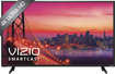 """Vizio - 65"""" Class (64.5"""" Diag.) - Led - 2160p - Smartcast - 4k Ultra Hd Home Theater Display With Chromecast Built-in - Black"""
