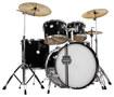 Mapex - Voyager Rock 5-piece Drum Set - Black
