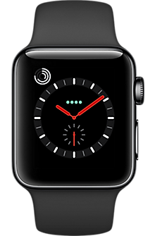 Apple® Watch Series 3 GPS + Cellular