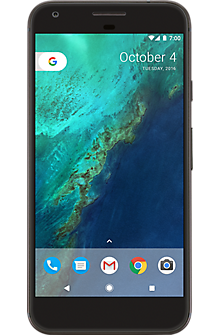 Google Pixel XL 32GB in Quite Black