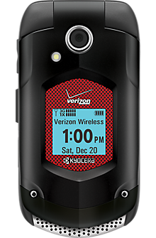 DuraXVPlus by Kyocera in Black (Certified Pre-Owned)