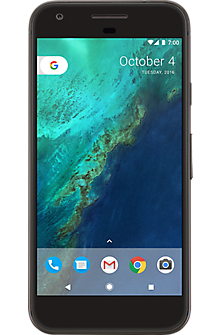 Google Pixel 128GB in Quite Black