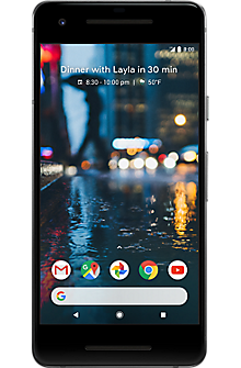 Google Pixel 2 64 GB in Just Black