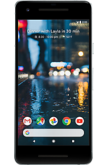 Google Pixel 2 64 GB in Clearly White