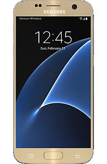 Samsung Galaxy S7 32GB in Gold Platinum