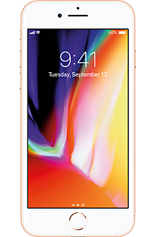 Apple® iPhone® 8 64GB in Gold