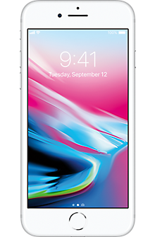 Apple® iPhone® 8 256GB in Silver