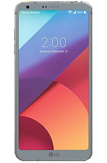 LG G6™ in Platinum