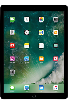 12.9-inch Apple® iPad® Pro 256GB in Space Gray