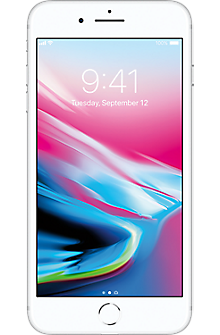 Apple® iPhone® 8 Plus 256GB in Silver