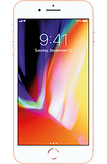 Apple® iPhone® 8 Plus 256GB in Gold