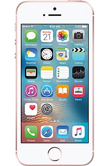 Apple® iPhone® SE 32GB in Rose Gold