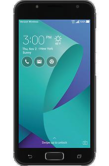 ZenFone V Live in slate grey