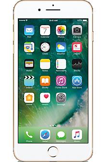 Apple® iPhone® 7 Plus 32GB in Gold