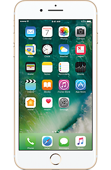 Apple® iPhone® 7 Plus 128GB in Gold