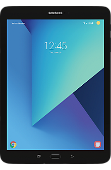 Galaxy Tab S3 in black