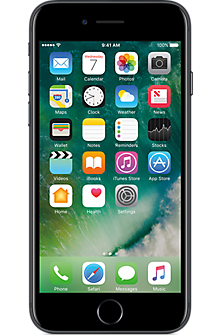 Apple® iPhone® 7 32GB in Black