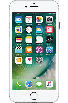 Apple® iPhone® 7 32GB in Silver