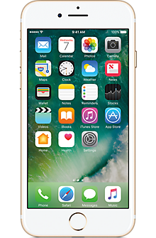 Apple® iPhone® 7 32GB in Gold