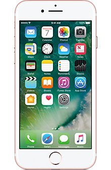 Apple® iPhone® 7 32GB in Rose Gold