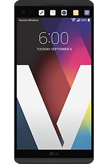 LG V20 64GB in Titan