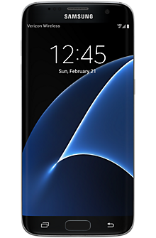Samsung Galaxy S7 edge 32GB in Black Onyx (Certified Pre-Owned)