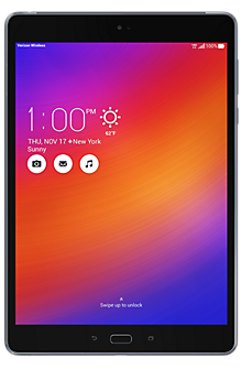 ASUS ZenPad™ Z10 32GB in Slate Gray