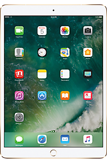 10.5-inch Apple&reg iPad® Pro 512GB in Gold