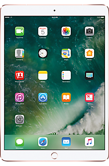10.5-inch Apple&reg iPad® Pro 512GB in Rose Gold