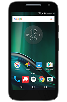 Moto G Play in Black
