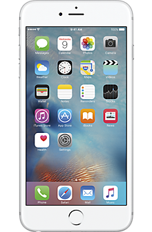 Apple® iPhone® 6s Plus 32GB in Silver