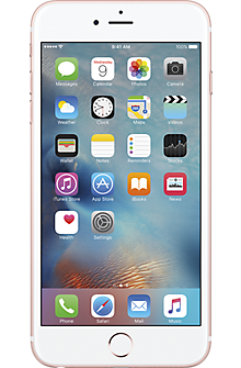 Apple® iPhone® 6s Plus 32GB in Rose Gold